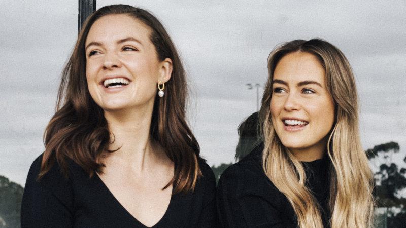 afr.com - Natasha Gillezeau - Fitness app founders turn hobby into 250k community