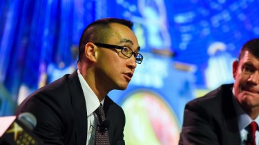 Lawrence Ho's relationship with James Packer and Crown dates back to 2004.