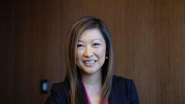 Burman's portfolio manager Julia Lee.