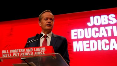 Bill Shorten had gone so close to an unlikely victory in 2016 that issues that should have been addressed were shunted aside.