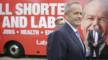 Opposition Leader Bill Shorten's promised a $50 million upgrade to Concord Hospital.