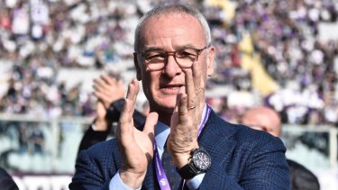 Former Leicester City's head coach Claudio Ranieri has been appointed to the job at Sampdoria.