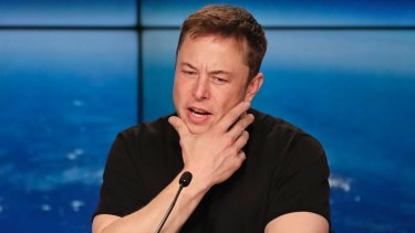 Elon Musk wants to transport people under Los Angeles at speeds of up to 210 km/hr.