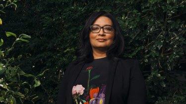 Mehreen Faruqi, Australia's first Muslim woman senator.