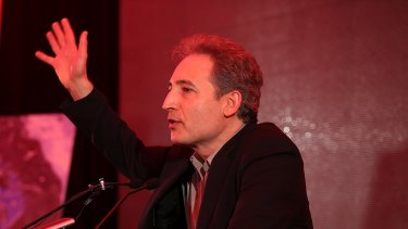 Renowned physicist and World Science Festival founder Brian Greene says the reaction to coronavirus reminds him of the lack of response to climate change.