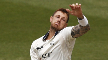 All-round option: James Pattinson is getting close to top pace.