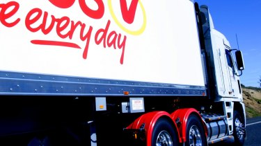 The Retailers Association says truck curfews are hindering the restocking of shelves after panic-buying.