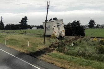 The two Australian women aged in their 50s died when the rental car they were travelling in veered into the path of an oncoming truck south of Christchurch, New Zealand.