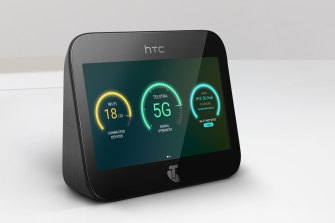 The HTC 5G hub can provide internet to all your devices, while its Android software can also connect to services directly.