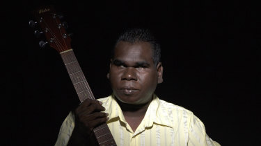 """Gurrumul's work was hailed as a """"testament to the vibrancyand importance of the album""""."""