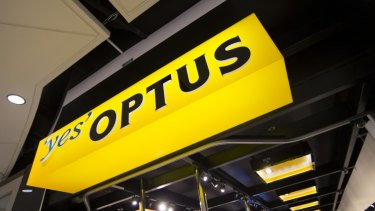 Optus customers are worried their data has been breached after the login issue.