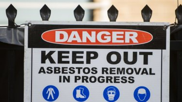 There were nine new cases of mesothelioma in the ACT last year, a new report revealed.
