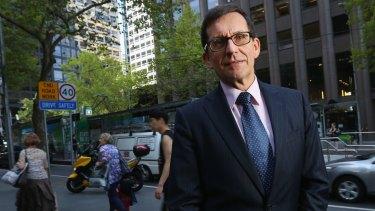 Professor Ian Harper helped establish the Australian financial system.