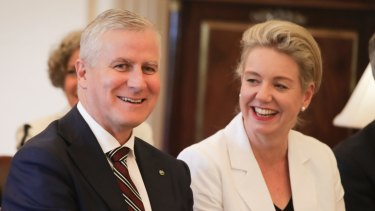 Deputy Prime Minister Michael McCormack and Decentralisation Minister Bridget McKenzie made the announcement in Coffs Harbour today.