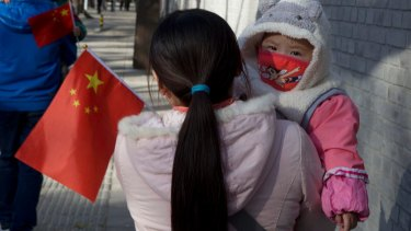 China's one-child policy has failed to arrest a declining fertility rate.