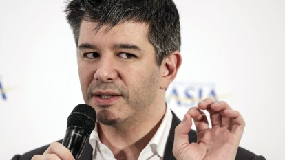 Uber founder Travis Kalanick's next big thing? Ghost kitchens