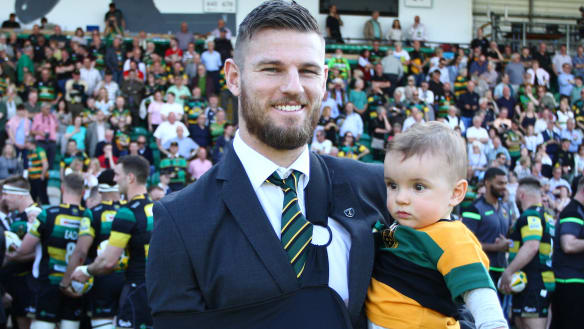'You haven't moved your legs yet': Horne opens up on his life-changing injury