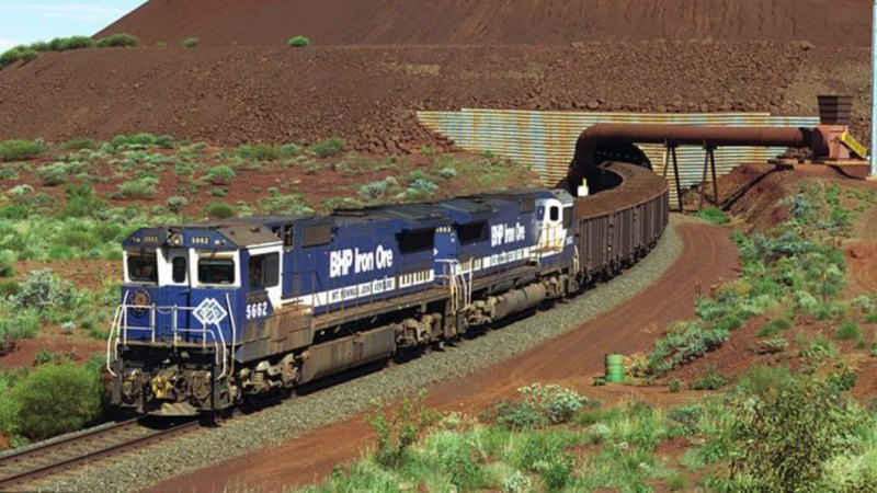BHP derails runaway train that travelled 92km across Pilbara