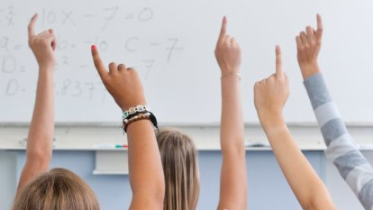 Good attitudes to homework, teachers, attendance key to finishing year 12