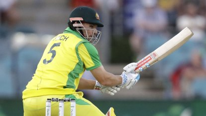Windies add insult to Finch's injury as Australia suffer final T20 loss