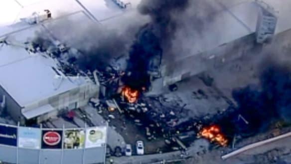 Pilot error at fault in DFO plane crash, report finds