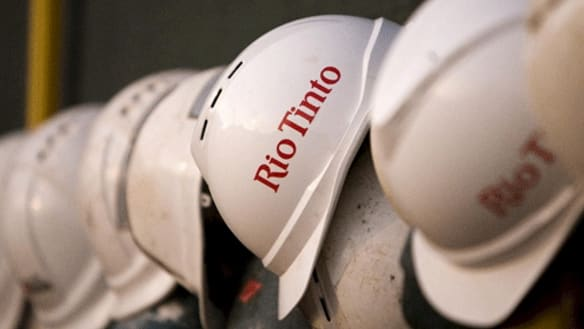 Rio shareholders tipped to win from coal sales