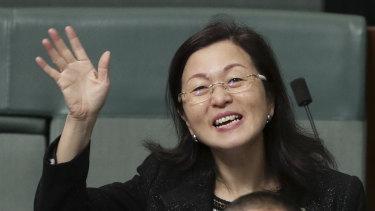 Liberal MP Gladys Liu.