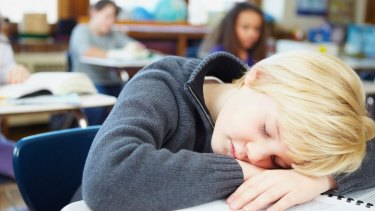"""""""No aspect of our biology is safe from sleep deprivation,"""" says neurologist Dr Sarah McKay."""