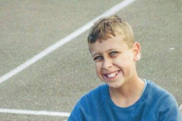 Jason Galleghan, 16, was allegedly murdered in a Doonside home in August.