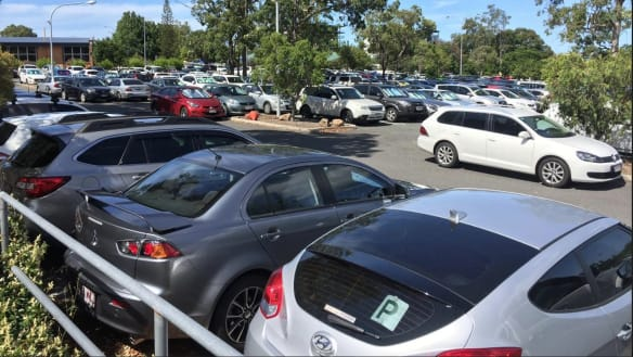 Hospital parking stress in Brisbane's north to ease