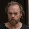 'It's all gone': Hugo Weaving on life for an actor during lockdown