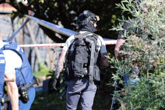 An officer was killed and another is in hospital following the shooting during a traffic stop in West Auckland.