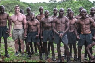 In 2015, Australian rugby star David Pocock trained with the anti-poachers of the Malilangwe Trust.