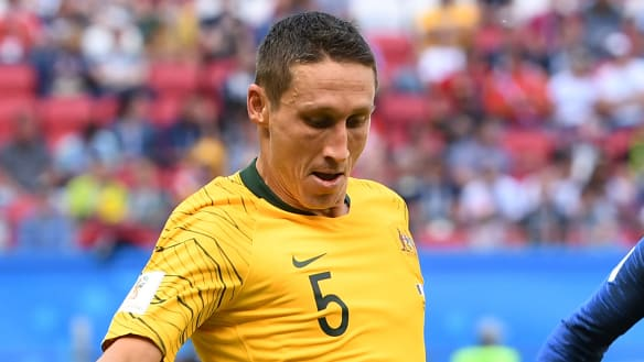 Socceroo Mark Milligan heading to Scottish Premier League