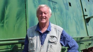 Chris Tarrant in Extreme Railway Journeys