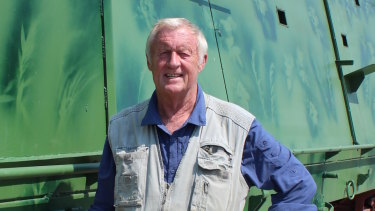 Chris Tarrant in Extreme Railway Journeys