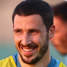 'I was devastated': Socceroos captain withdraws from team indefinitely