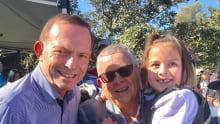 Rich Lister backs Abbott