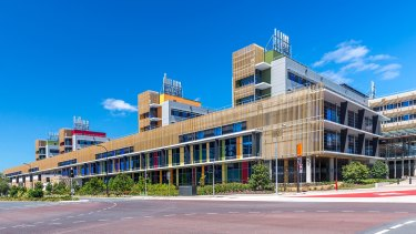 Ten staff at Sunshine Coast Hospital have been ordered into two weeks' isolation.