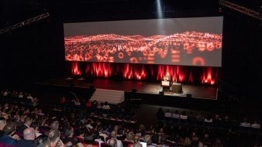 QODE Brisbane has kicked off at the Brisbane Convention and Exhibition Centre.