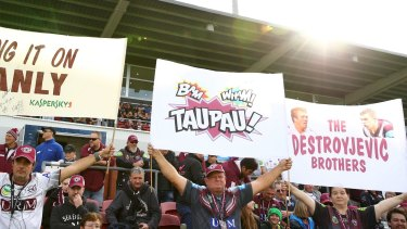 Manly fans have renewed hope of improvements to their home ground.