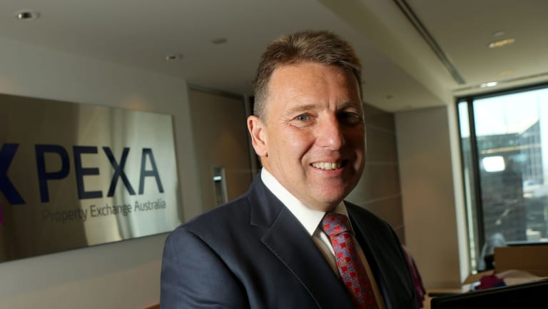 PEXA, run by chief executive Marcus Price, is working through a sale process.