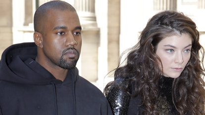 Lorde accuses Kanye West of stealing her stage design