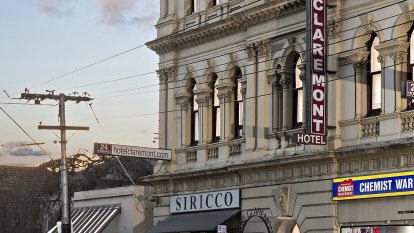 Historic South Yarra Italianate hotel comes with hefty price tag
