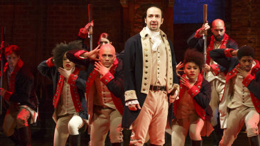 Blavatnik was one of the early investors in Broadway smash Hamilton.