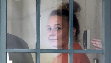 Reality Winner pleaded guilty.