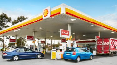 Viva Energy operates the co-branded Shell and Coles Express petrol stations.