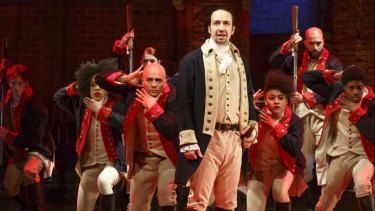 Blavatnik was one of the early investors in Broadway smash Hamiltom.