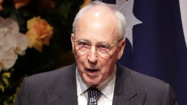 Former prime minister Paul Keating says Australia has to deal with China.