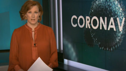 TV news rises, and falls, to the challenges of covering COVID-19